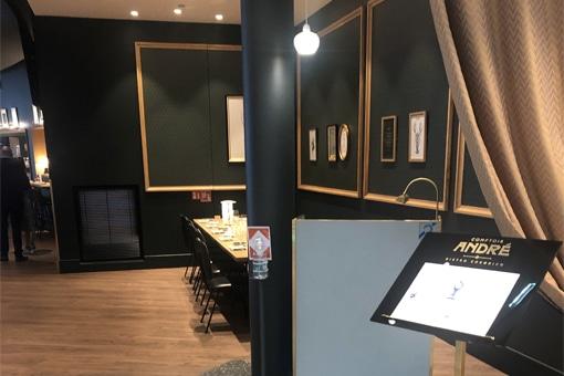 Film antimicrobien restaurant Paris