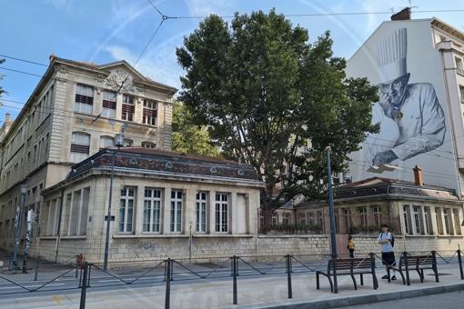 Film antimicrobien école Lyon
