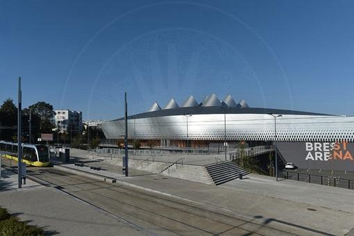 Film antimicrobien Arena Brest
