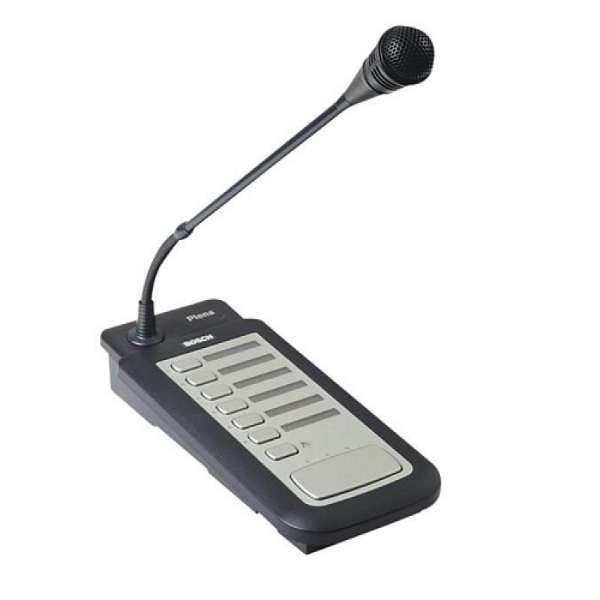 PLTELECOM Microfone chamada BOSCH