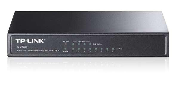 PLTELECOM switch CCTV TPLINK