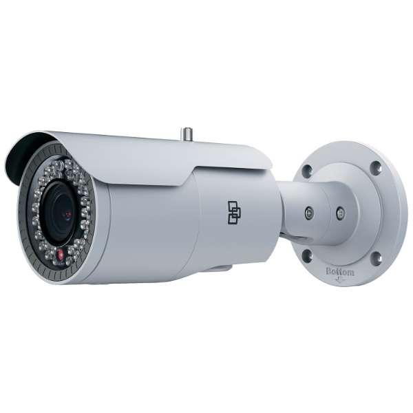 PLTELECOM camara bullet CCTV TRUVISIOM
