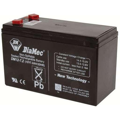PLTELECOM bateria DIAMEC