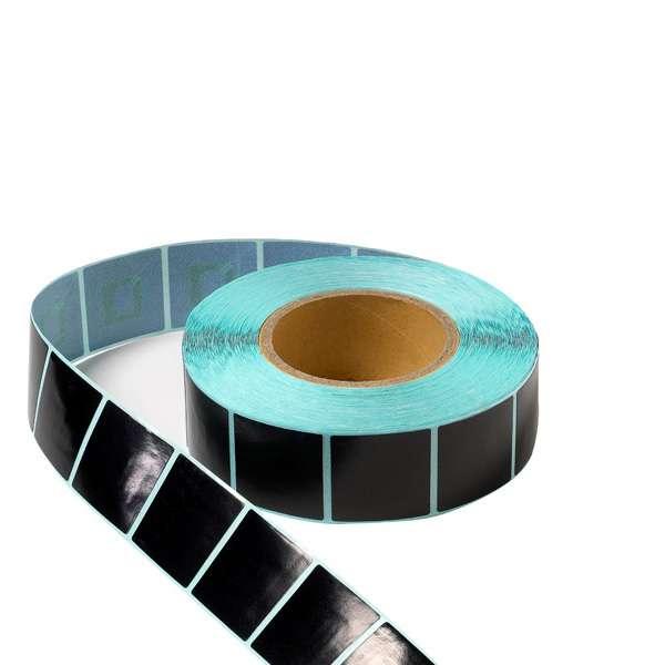 PLTELECOM alarmes etiquetas adesivas black RF EAS SEGLINK