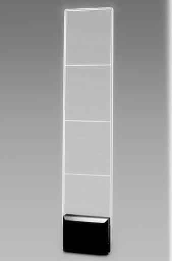 PLTELECOM S-S016 sistema mono antena acrilico RF EAS SEGLINK