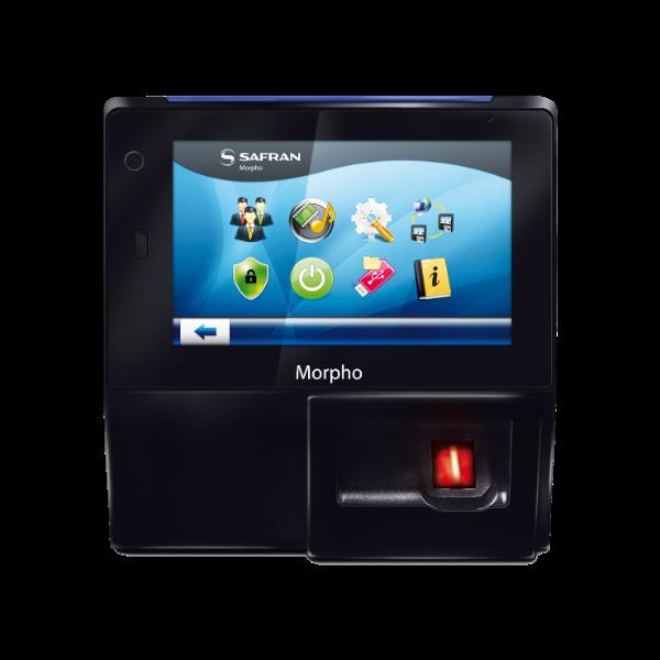 PLTELECOM leitor biometrico Controlo Acessos UTC