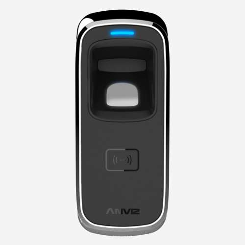PLTELECOM leitor RFID E biometrico Controlo Acessos ANVIZ