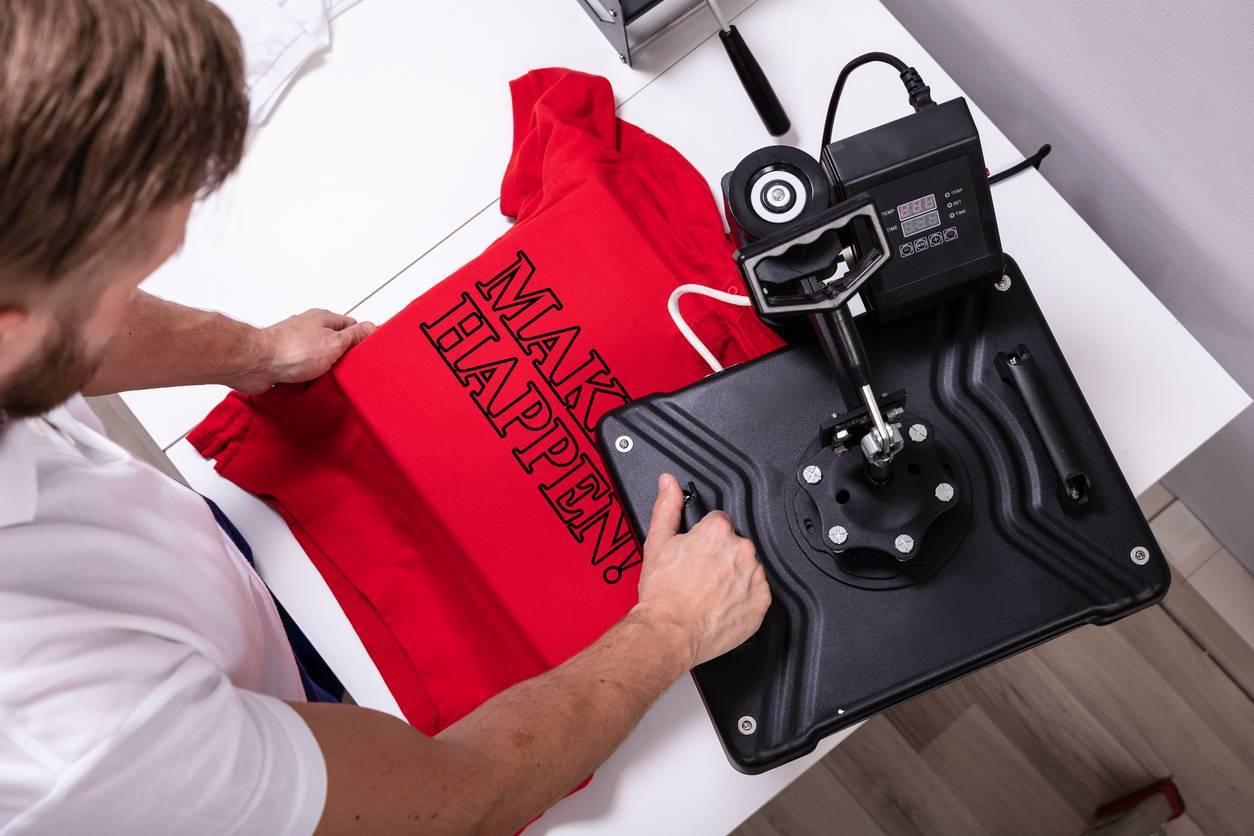 Sérigraphie marquage textile marketing communication entreprise