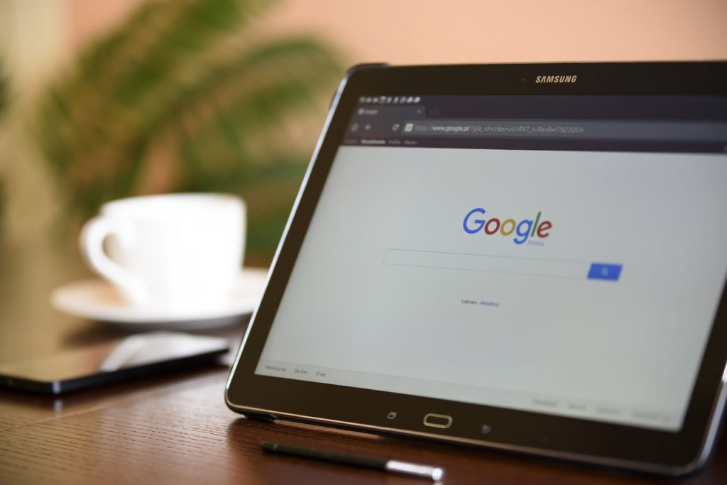 marketing sur google