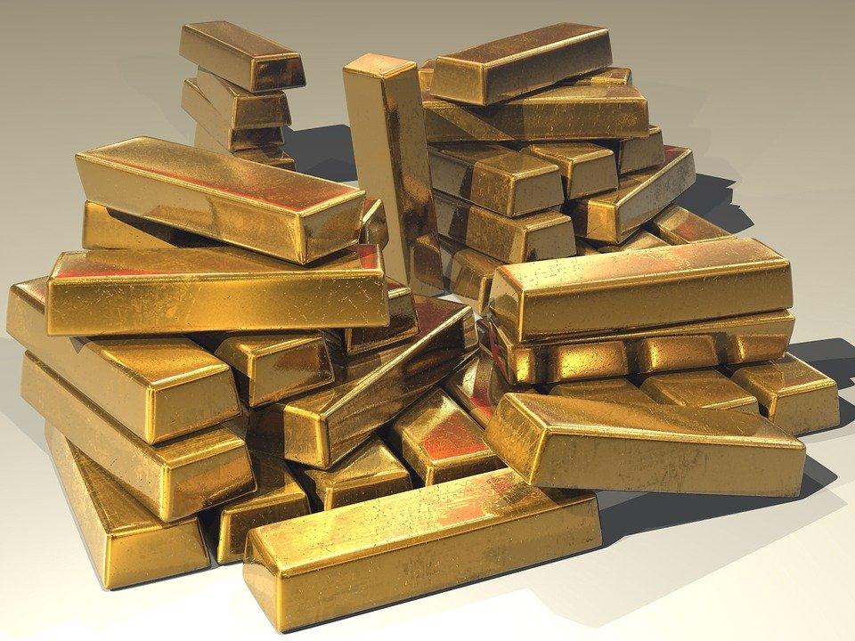 lingot d'or