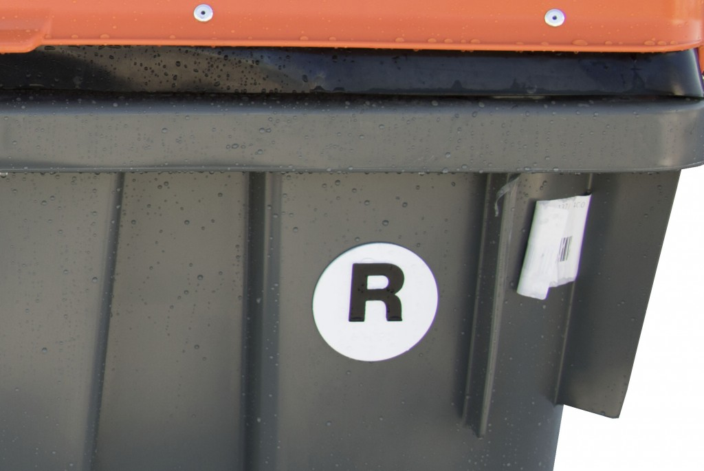 Identificación de residuos