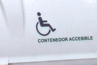 Accessibility pictogram