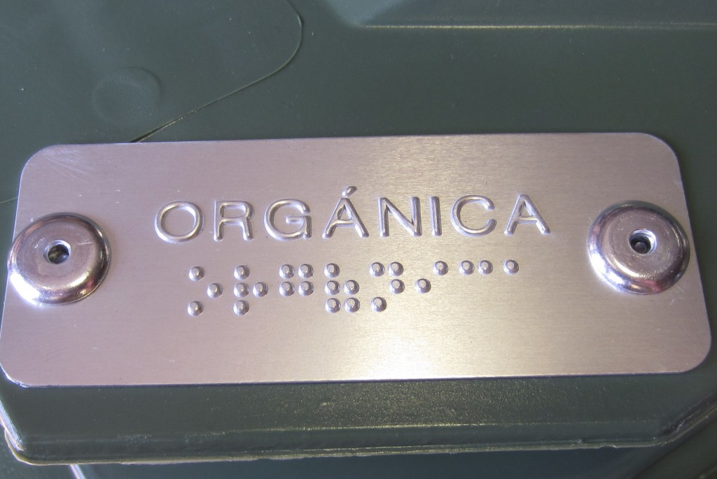 Braille Plate