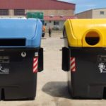 Teruel City Council is beginning to install CONTENUR's new side-loading containers