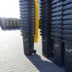 CONTENUR aconsegueix un nou subministrament de contenidors a l'est d'Alemanya