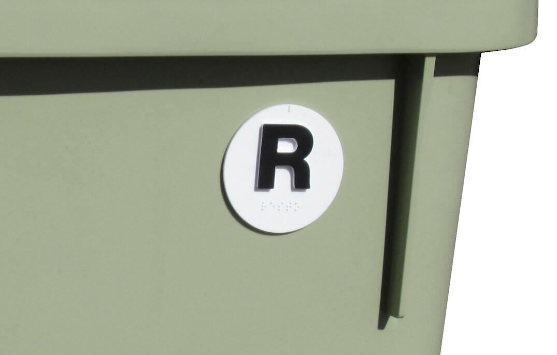Identifiación de residuos