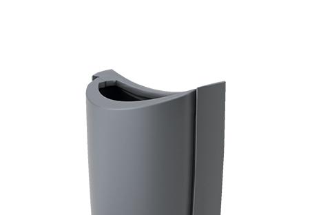Open OMEGA 60 L Litter Bin