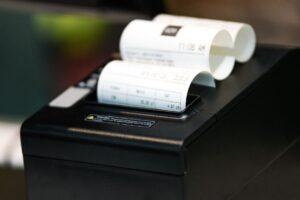 imprimante facture