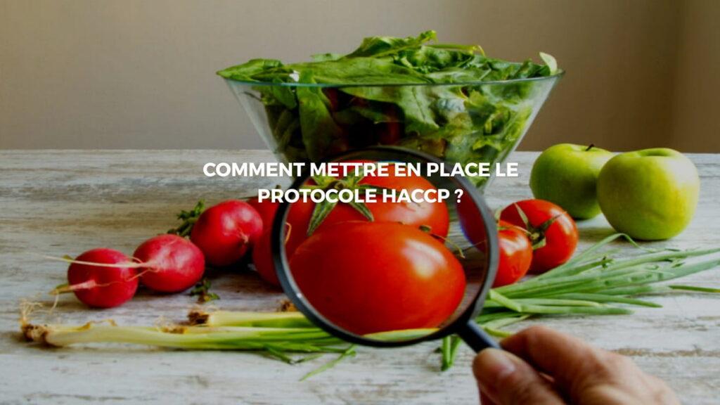 protocole haccp