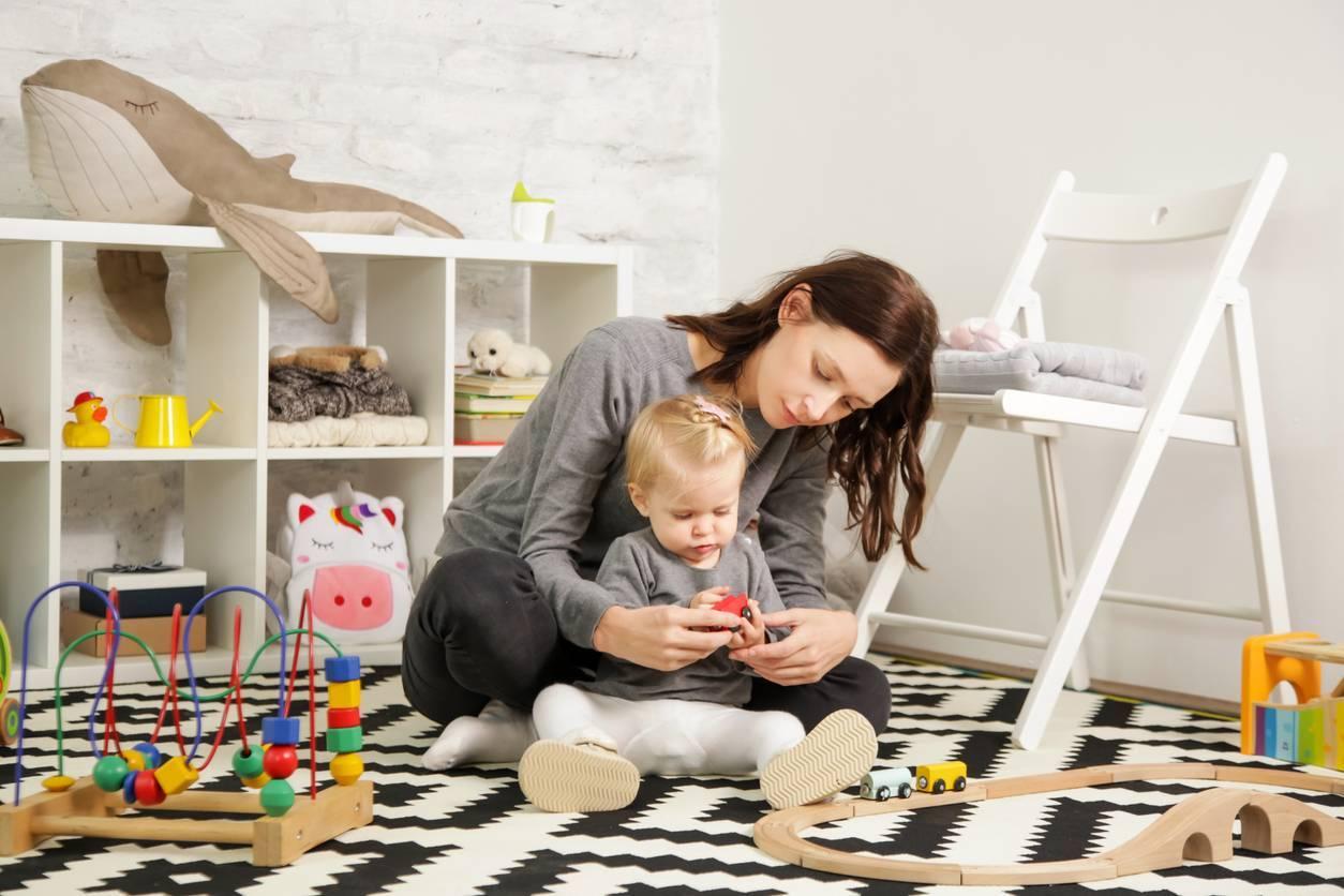assistante maternelle, CAP petite enfance