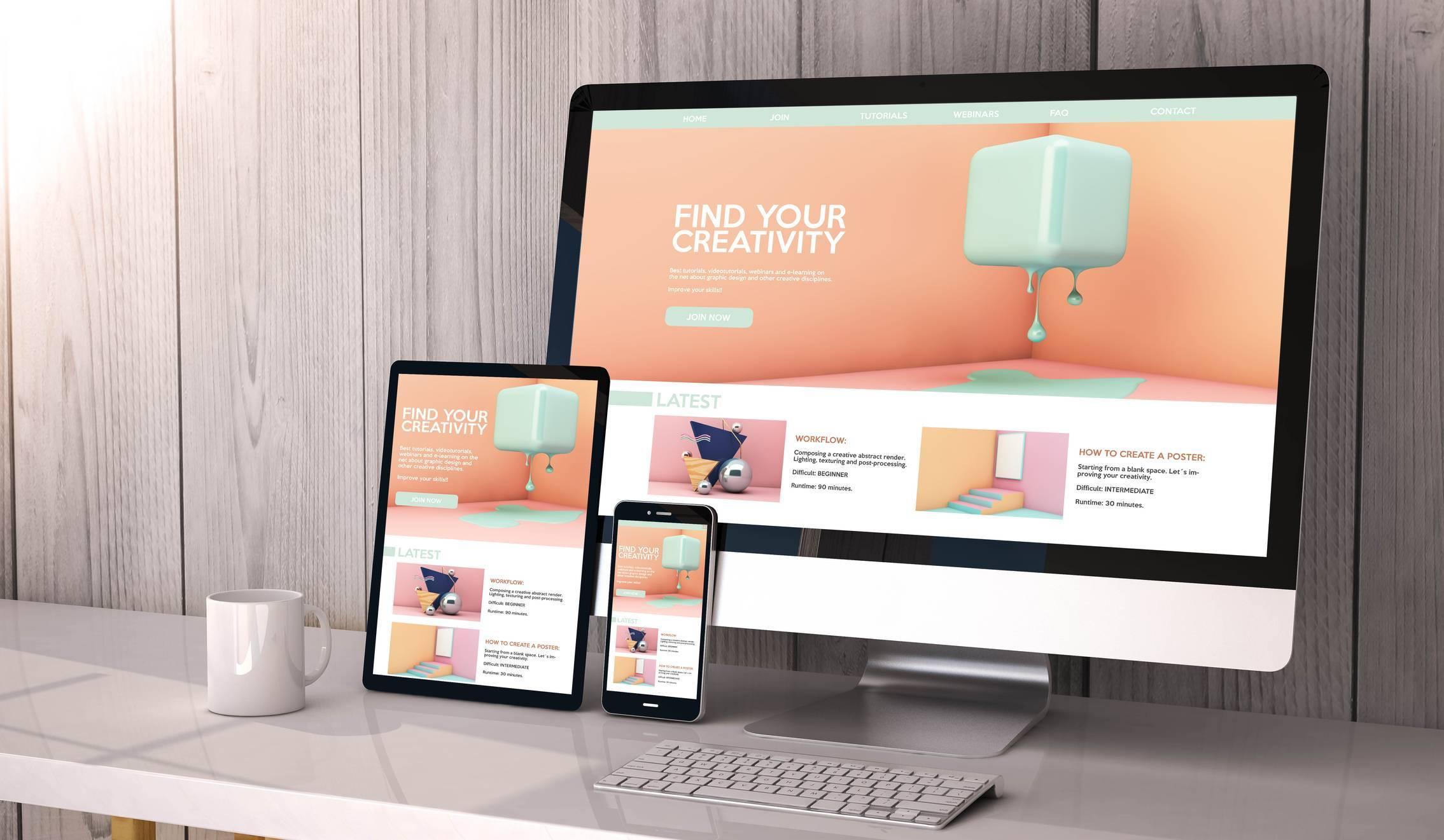 agence et création site internet