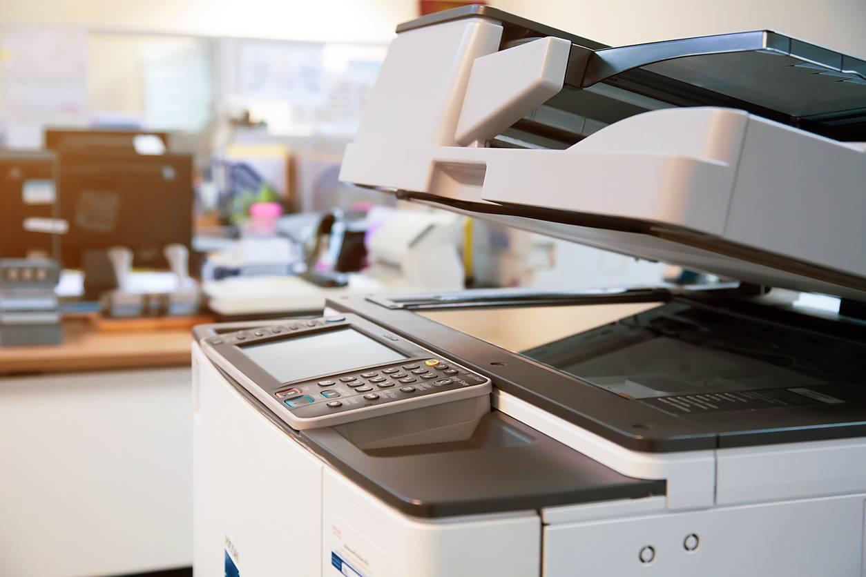 photocopieur imprimante