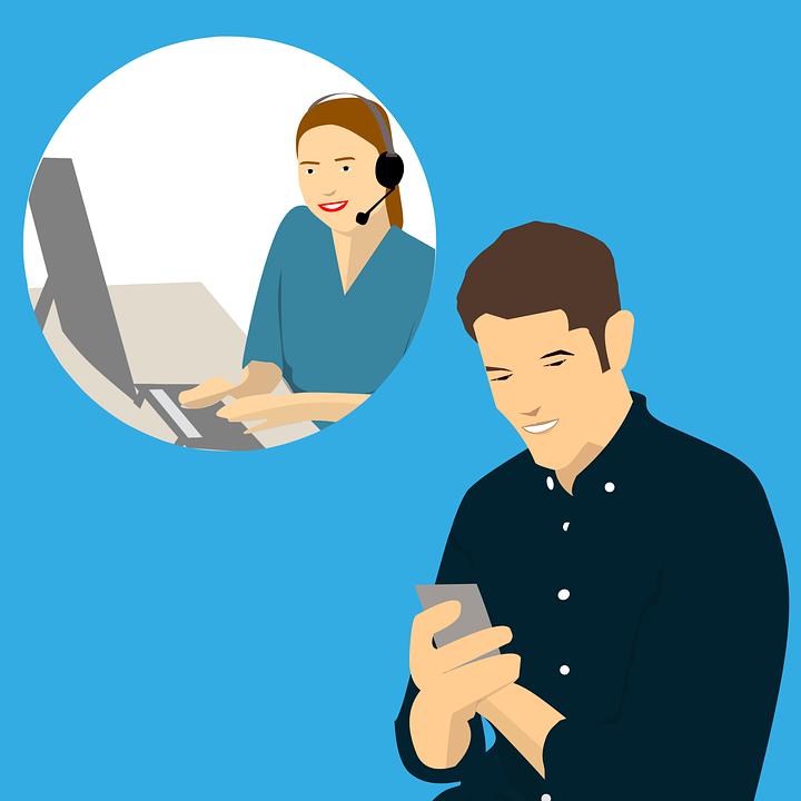 Un call-center virtuel permet à vos clients de remonter des informations et leur avis plus facilement