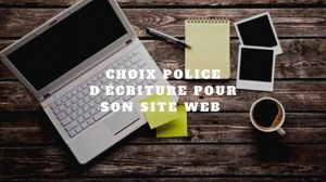 choix police