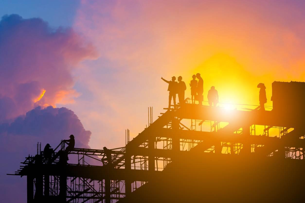 Sécurité construction en hauteur