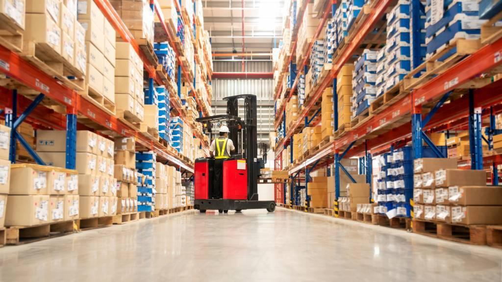Logistique entreprise Pick To Light