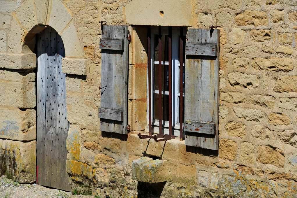maison typique à Champigneul sur Vence