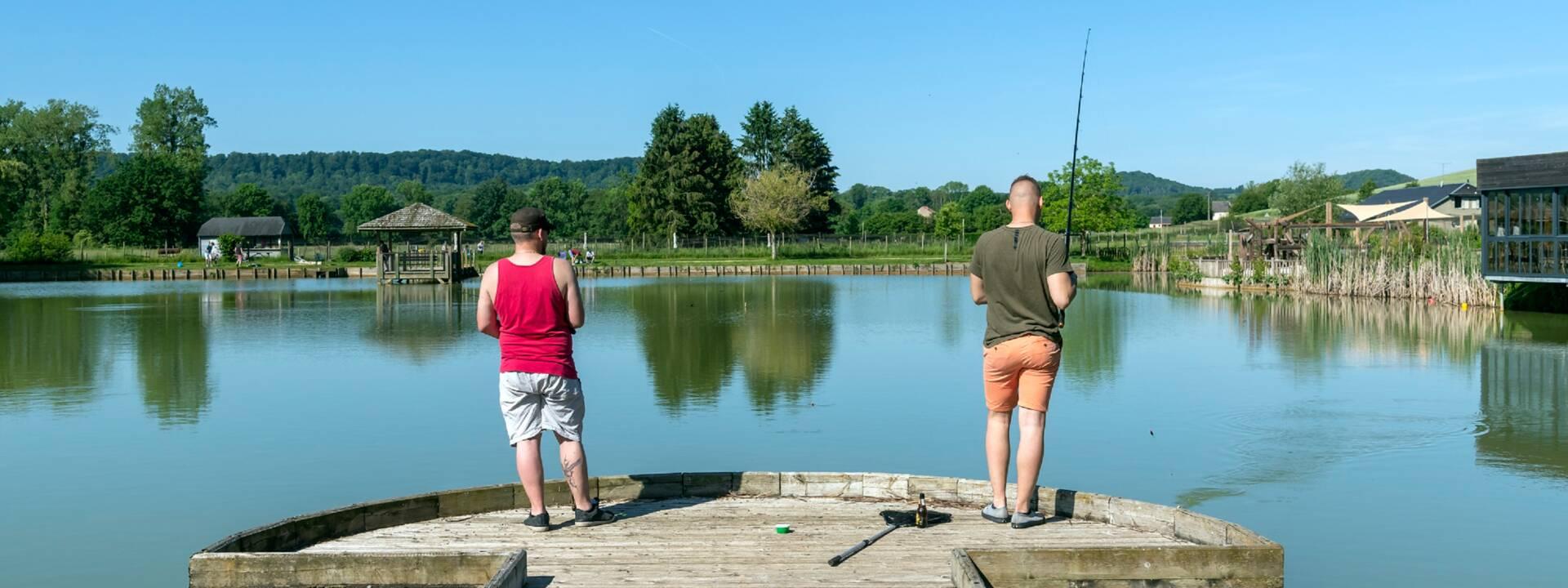 Pêche au Domaine de Vendresse