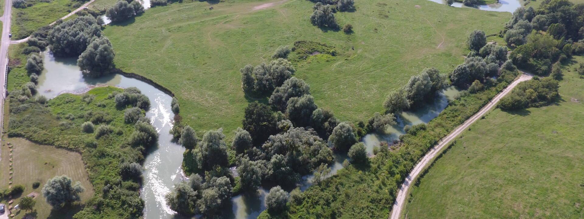 les méandres de la Vallée de l'Aisne