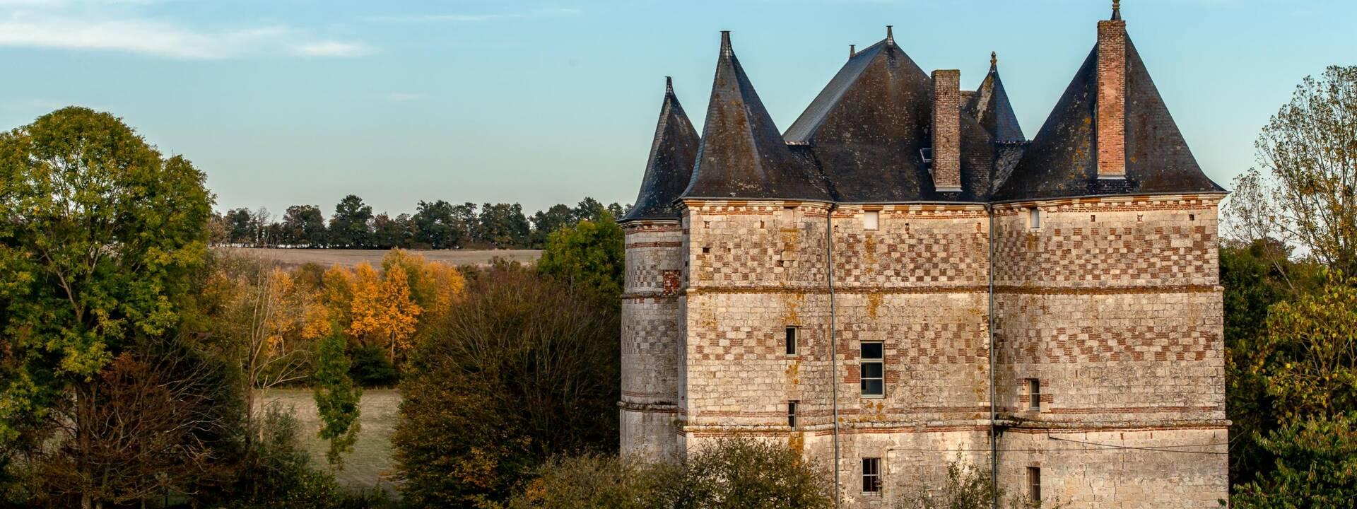 château de Doumely