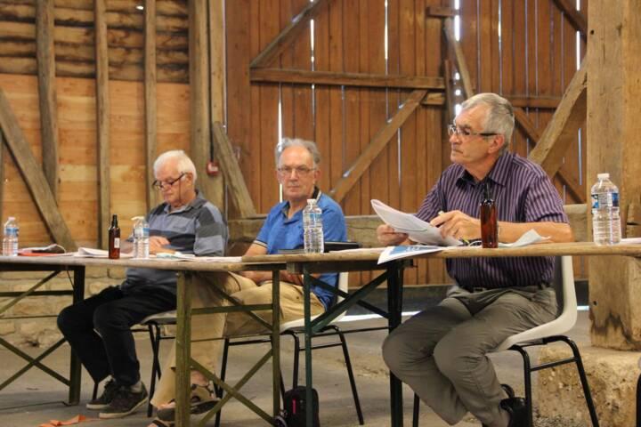 Les Vice Président - Conseil de Communauté de Communes des Crêtes Préardennaises - le 25 juin 2020