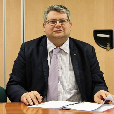 Monsieur le directeur de la CAF - Signature du CEJ - Cretes preardennaises
