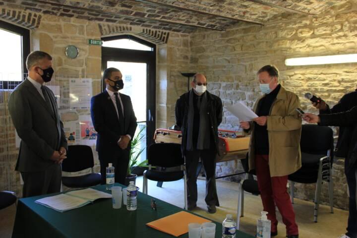 Signature 1er tiers lieu - Poix Terron - Crêtes Préardennaises