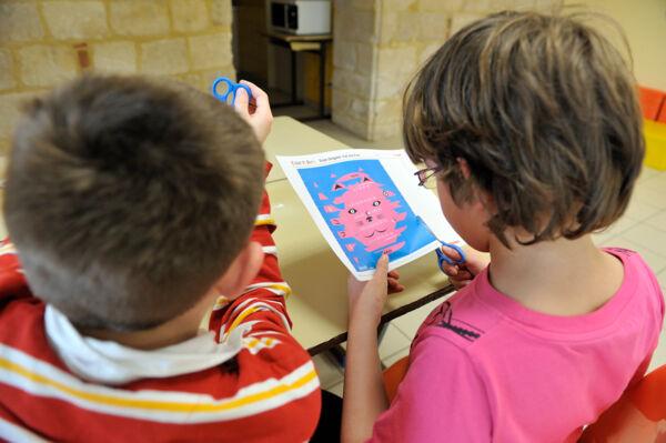Atelier manuel pour les enfants