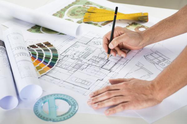 Plan d'un logement