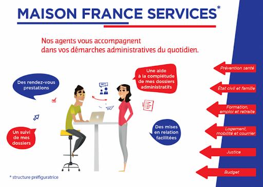 France Services - Crêtes Préardennaises