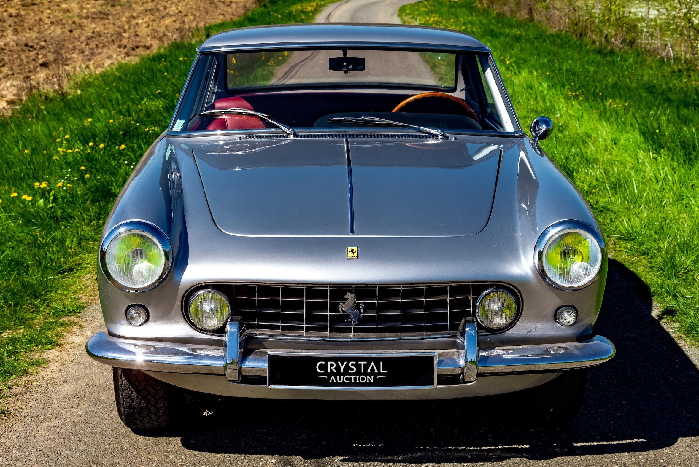 Ferrari 250gte Crystal Auction Privatverkauf