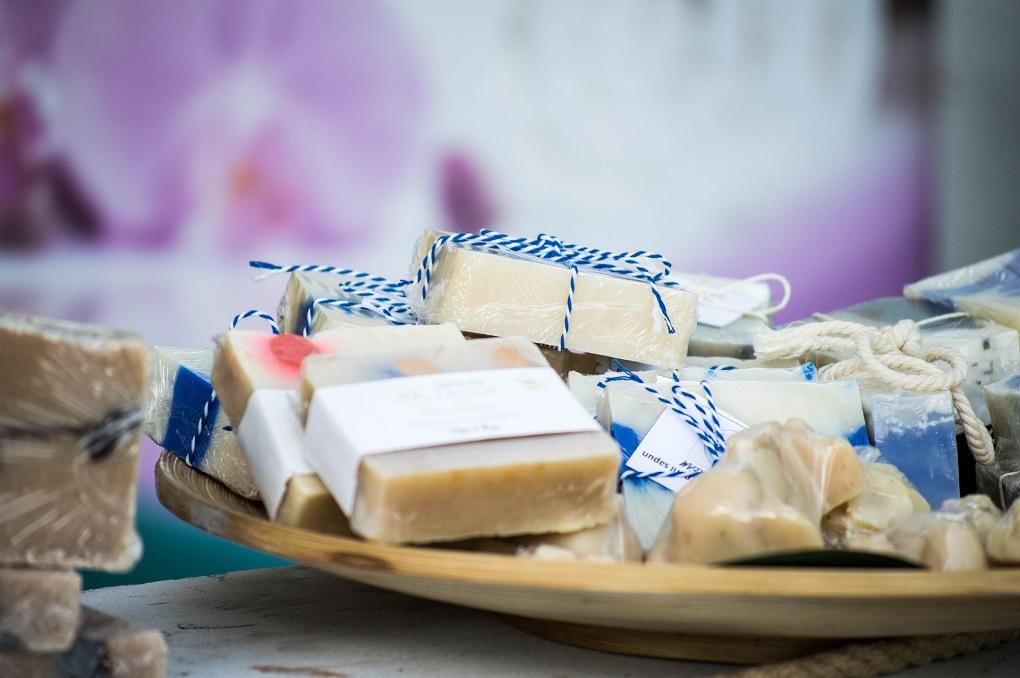 fabrication savon au lait de chèvre