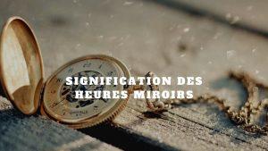 Heure miroir