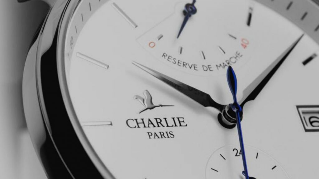 montre charlie paris