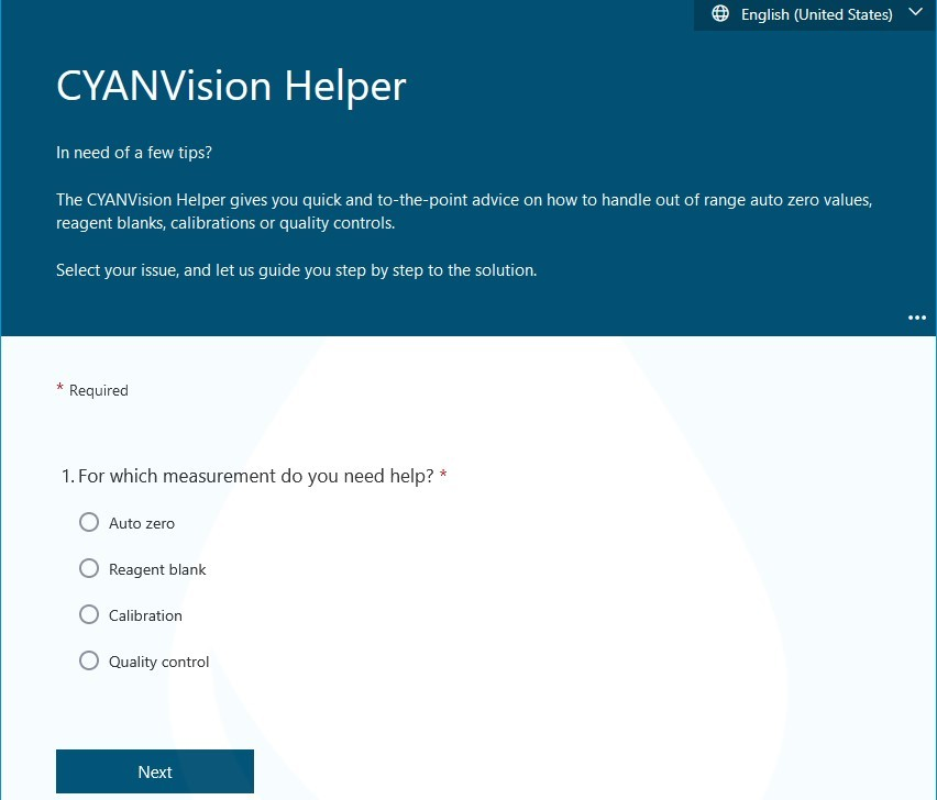 CYANVision Helper