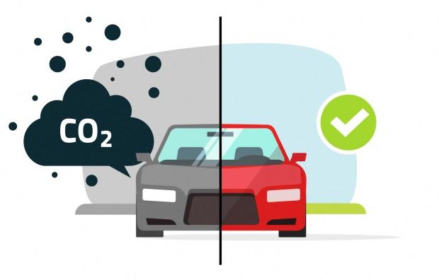 co2 vs voiture electrique