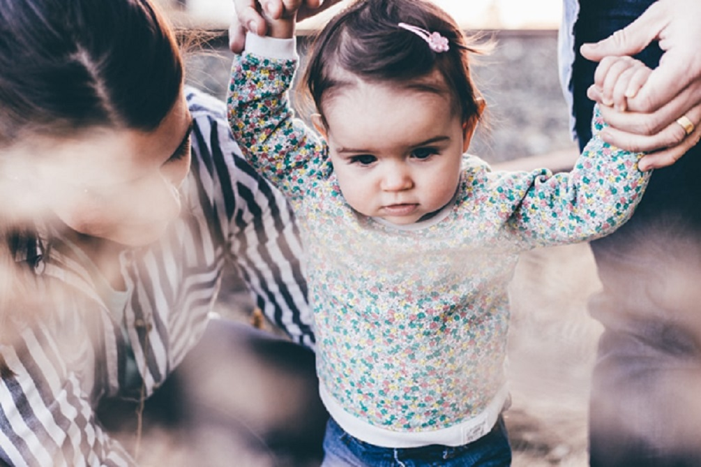 parent et enfant