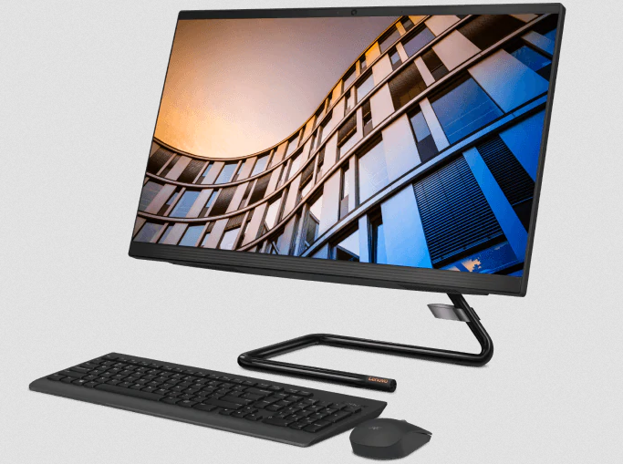Lenovo IdeaCentre All-in-One Desktop PC is a good option for businesses.