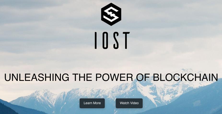 IOST is a blockchain-based ecosystem, relying on Ethereum blockchain.