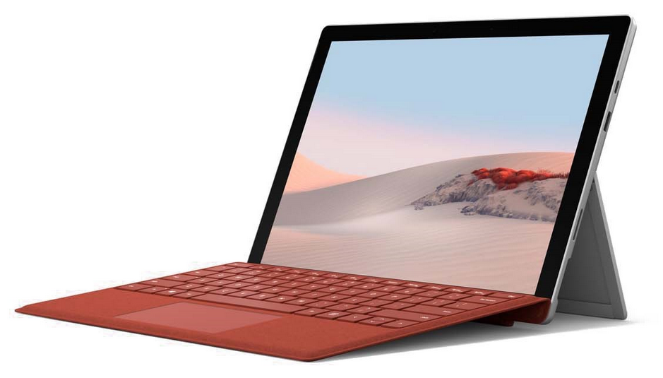 Microsoft Surface Pro 7 2-in-1 laptops comes with 16 GB of RAM and 1TB of fast SSD storage.